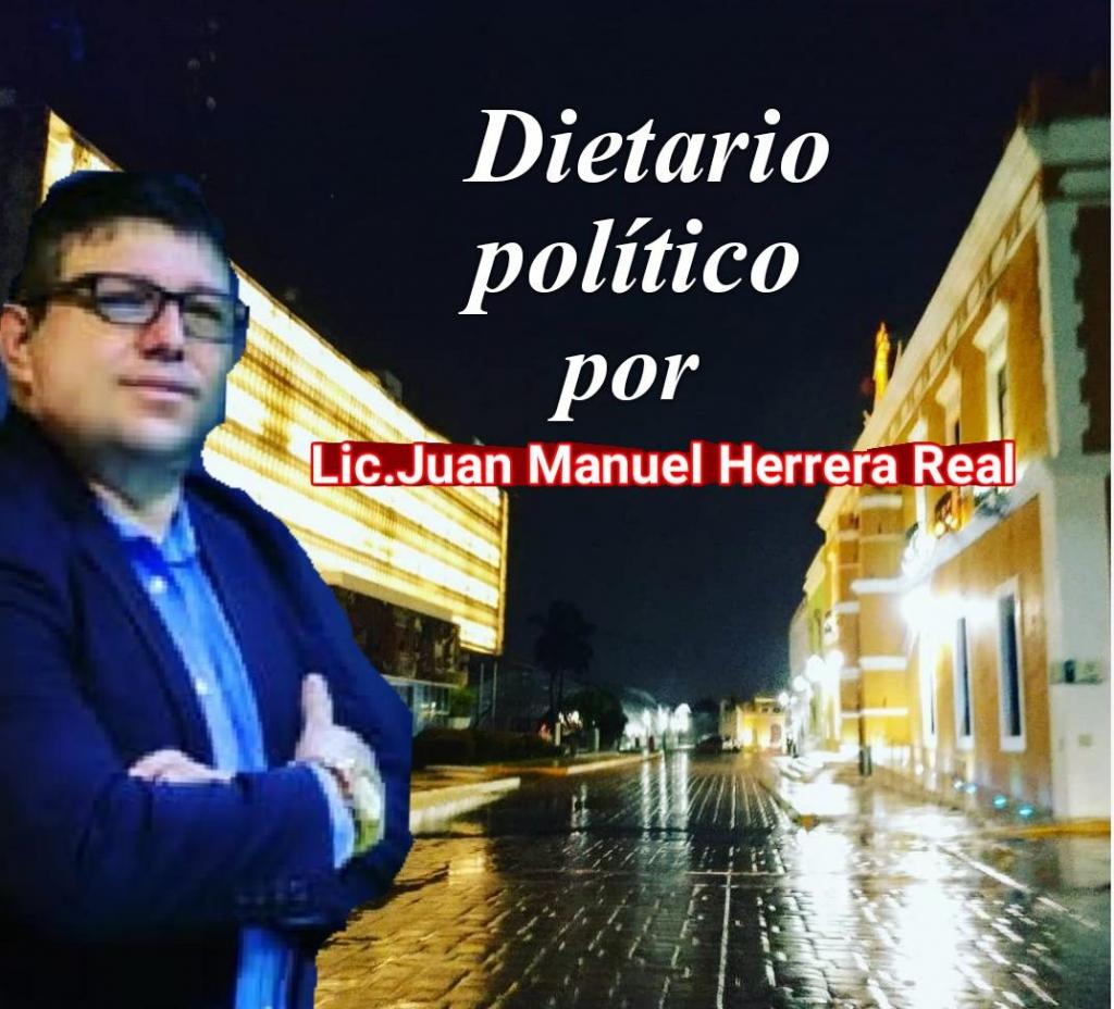México surrealista rumbo a 2021.